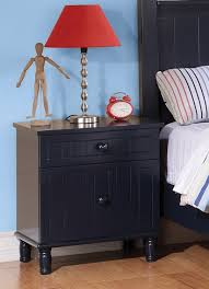 coaster zachary bed navy blue 400691 bed at homelement com