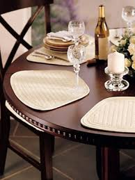 Best Kitchen Table Decor Images On Pinterest Kitchen Tables - Dining room table placemats