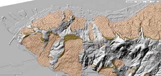 Astoria Oregon Map by Sophisticated 3d Mapping Study Shows Astoria At High Risk For