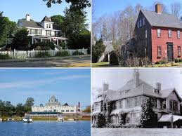 mapping haunted houses on the cape u0026 islands 2014