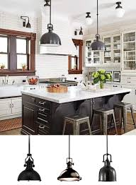 Lights In The Kitchen by Industrial Pendant Lighting For Kitchen U2013 Home Design And Decorating