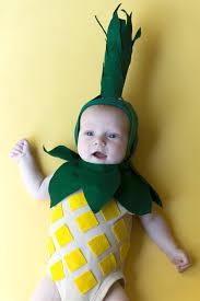 Green Halloween Costume Pineapple Baby Halloween Costume Yessay
