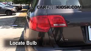 audi brake light brake light change 2006 2013 audi a3 2008 audi a3 quattro 3 2l v6