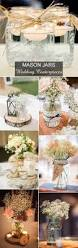 Country Centerpiece Ideas by Simple Inexpensive Wedding Table Decorations Interstate 107