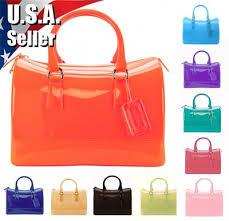 prada pvc handbags bags for ebay jelly satchel rubber pvc hobo bag handbag purse