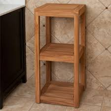 Shelf For Bathroom by Bathroom Elegant Stylish Teak Shower Shelf For Bathroom Furniture