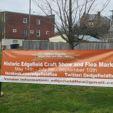 historic edgefield craft show and flea market presented by mame u0027s