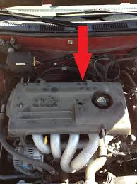 location of coolant drain on engine block toyota nation forum