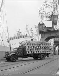 volvo lastebil lastebil med vannklosetter fra porsgrund til eksport oslo
