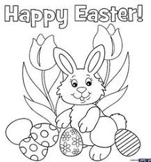 easter free printable coloring oriental trading