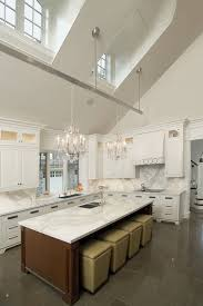 High End Kitchen Island Lighting Kitchen Island Lighting For Vaulted Ceiling Jeffreypeak