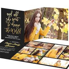 sided graduation announcements lovely cardstock graduation announcements and change the world