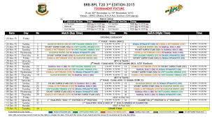 2016 ipl match list pakistan players in bangladesh premier league 2015 schedule