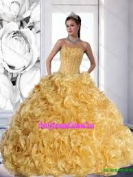 gold quince dresses all gold quince quinceanera dresses