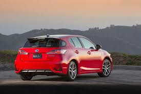lexus ct200h vs f sport why the lexus ct200h f sport really why