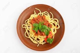 origan en cuisine spaghetti bolognaise avec des épices d herbes fraîches origan le