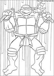teenage mutant ninja turtles coloring picture jacob 4 harper 2