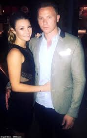 Missing RAF gunner Corrie McKeague and his    year old girlfriend April Oliver  pictured together  were members of a swingers club  the serviceman     s mother     Daily Mail