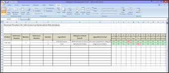vendor risk assessment template excel starengineering