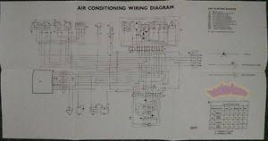 jaguar xj6 air conditioning electrical wiring diagram shop repair