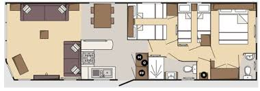 Caravan Floor Plans 2017 Carnaby Hainsworth Static Caravan Holiday Home