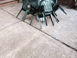 Concrete Patio Resurfacing Products How Do I Resurface My Concrete Patio Home Improvement Stack