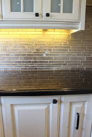 Granite Countertops And Backsplashes by Black Galaxy Granite Countertop With Glass Backsplash U0026 Under