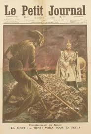 Kaiser Le L Anniversaire Du Kaiser Le Petit Journal Illustré 1915