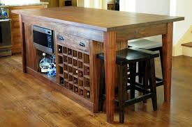 Reclaimed Kitchen Island Contemporary Reclaimed Wood Kitchen Island Designs Ideas