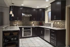 beauty cubitac dover espresso all wood kitchen cabinets kitchen