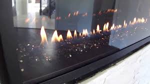 lennox hearth products linear fireplace ldv42 youtube