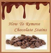 how to get dried chocolate milk out of clothes chocolate remove