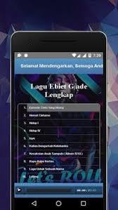 download mp3 ebiet g ade komplit lagu ebiet g ade lengkap apk download free music audio app for