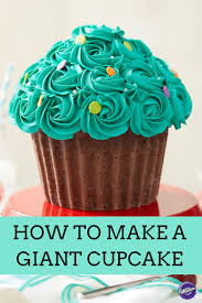 faq u0027s how to make a giant cupcake