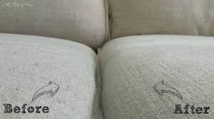 How To Clean Suede Sofas Quick Tip How To Remove Fabric Pilling From Upholstery