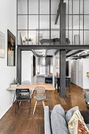 cuisines inox aménager sa cuisine sous la mezzanine côté maison
