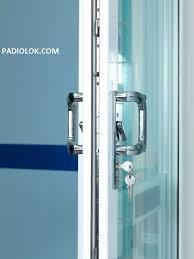 sliding glass door lock repair 17 best patio door lock images on pinterest sliding patio doors