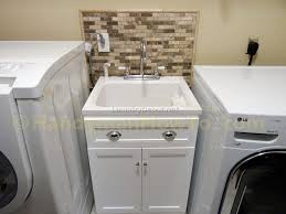 Laundry Room Sink And Cabinet by How To Install Laundry Room Cabinets Creeksideyarns Com