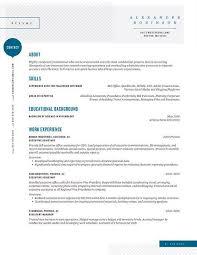 Mission Statement For Resume 61 Best Resumes Images On Pinterest Resume Templates Resume