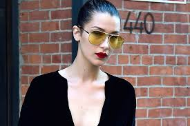 yellow lens avaiators are the latest sunglass trend up next