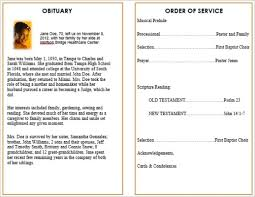 program for funeral service 73 best printable funeral program templates images on