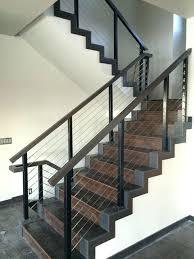 home interior railings interior stair railings trend cable stair railings interior gallery