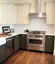 under upper cabinet lighting image result for kitchen cabinets light on top and dark on bottom