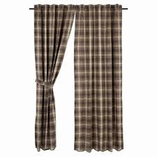 check u0026 plaid curtains u0026 drapes you u0027ll love wayfair