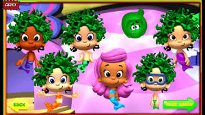 bubble guppies good hair day for kids haircut full english game