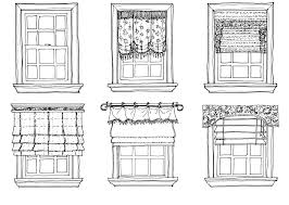 Pictures Of Windows by It Was Fun To Challenge Myself To Draw A Series Of Window