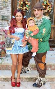 Sons Anarchy Costume Halloween Snooki Family Dress Wizard Oz Characters Snooki