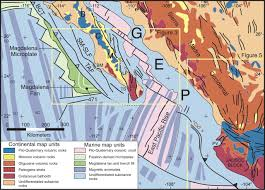 Oregon Earthquake Map by Earthquakes Earthjay Science