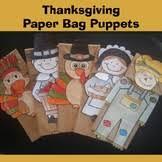 paper bag puppets teaching resources teachers pay teachers