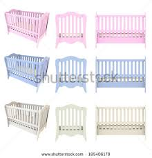 wooden baby cot stock images royalty free images u0026 vectors